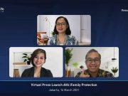 PermataBank dan Astra Life meluncurkan AVA iFamily Protection di PermataMobile X