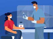 ALODOKTER bersama Kementrian Kesehatan mengeluarkan buku panduan vaksin Covid-19