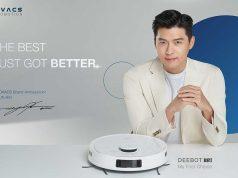 COVACS ROBOTICS menunjuk Hyun Bin sebagai Brand Ambassador terbaru