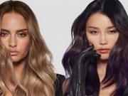 L'Oréal Professionnel merilis gaya rambut hairstyles Smoky Hair