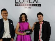 L'Oréal Professionnel meluncurkan kreasi gaya rambut terbaru Smoky Hair