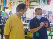 PermataBank bekerja sama dengan PD Pasar Jaya sosialisasi penggunaan QRIS