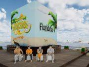 Floridina meluncurkan varian produk terbaru Floridina Coco dengan rasa es kelapa da jeruk