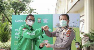 GrabExpress Jadi Mitra Logistik Pemerintah Indonesia Mudahkan Layanan Publik