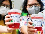 ALODOKTER dengan Fore Coffee bagikan seribu minuman takjil kepada tenaga kesehatan