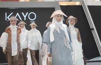 Pameran Muslim Fashion Festival (MUFFEST) 2021 diselenggarakan di Gandaria City Jakarta