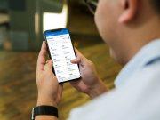 Pengguna aplikasi dompet digital DANA dapat melakukan transaksi pembelian pulsa