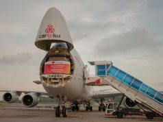 Komunitas Changi Airport mendonasikan 1.380 konsentrator oksigen