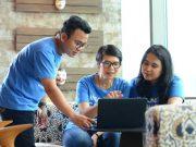 Survei Revou 2021 DANA perusahaan teknologi di Indonesia menyenangkan karyawan