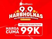 RedDoorz meramaikan Harbolnas menghadirkan Hari Belanja Hotel Nasional (Harbholnas)