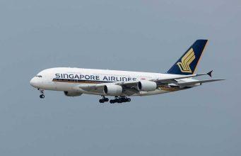 Penumpang Singapore Airlines dari Indonesia diizinkan transit di Bandara Changi