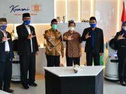 Artificial Intelligence Center Indonesia (AiCI) kerja sama Sekolah Islam Terpadu Nurul Fikri