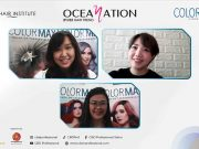 Brand pewarnaan rambut CBD Professional memperkenalkan Hair Trend 21/22 OceaNation