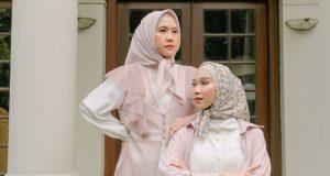 HijabChic brand pakaian modest merilis koleksi bersama Thatal Jundiah bertajuk Fiore