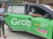 Grab menjadi Official Mobile Supporting Partner PON XX Papua 2021